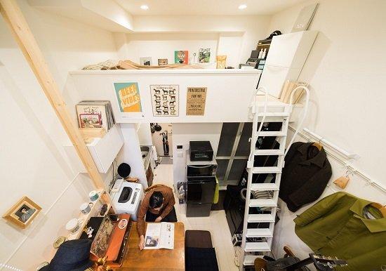 【画像】東京の若者に人気の「3畳」デザイナーズ・アパートがこちら → wwwwwwwwww