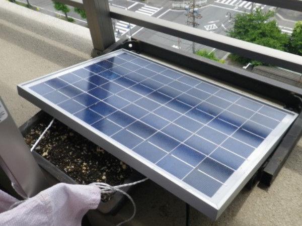 【ベランダ発電】マンションやアパートでも太陽光発電の時代キタ━(゚∀゚)━!!