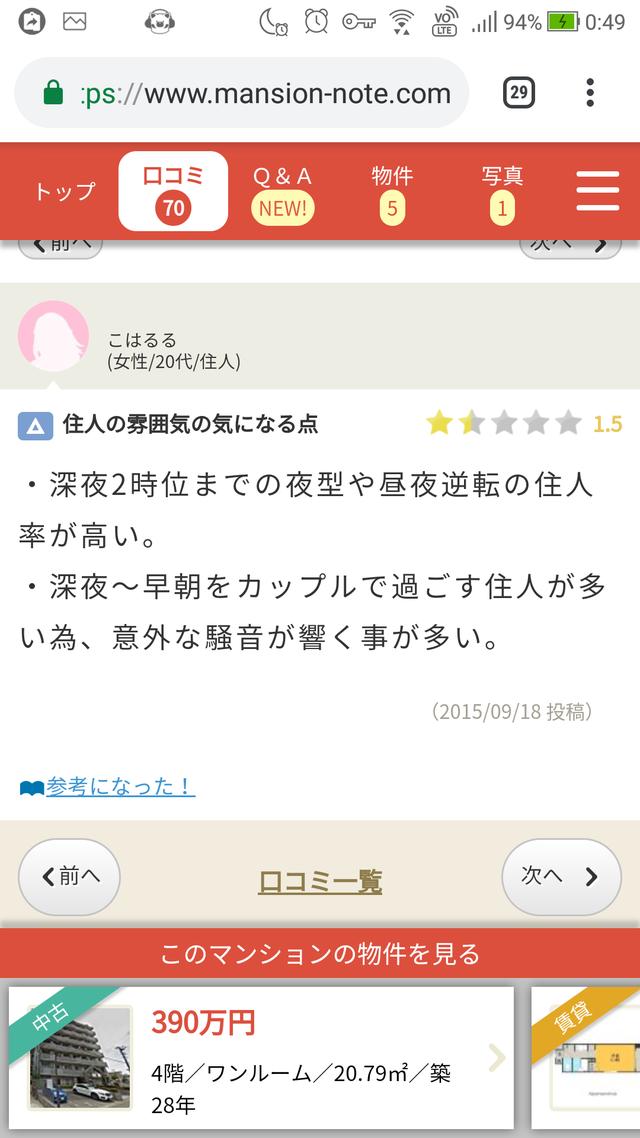 【画像】NGT48のアイドル寮と思われるマンション口コミがヤバすぎwwwwwwwwwwwww